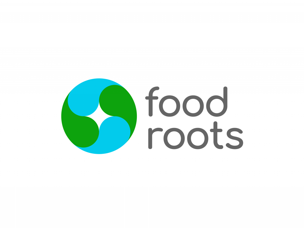 FoodRoots logo - Freelance Designer