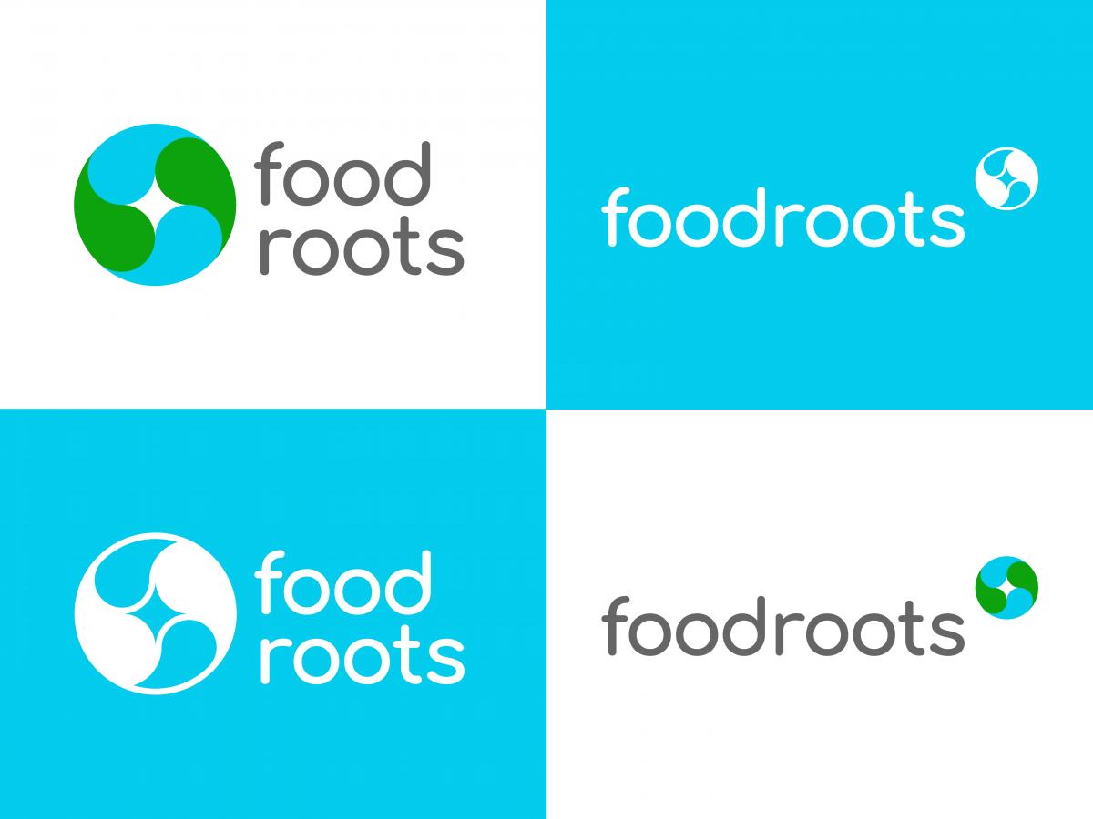 FoodRoots Logo - FoodRoots Branding