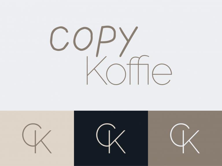 Copy Koffie Logo
