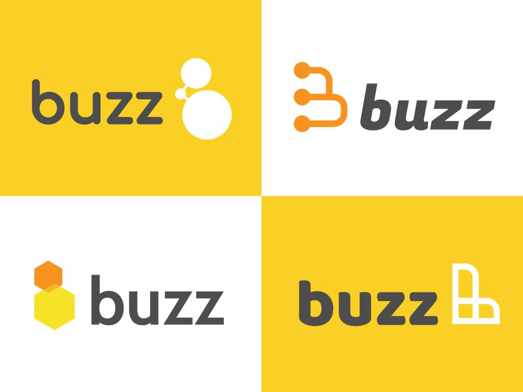 More logo's and Fonts for Buzz