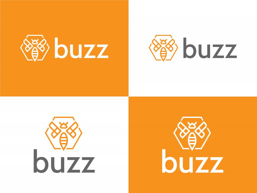 Final Buzz Branding Logo