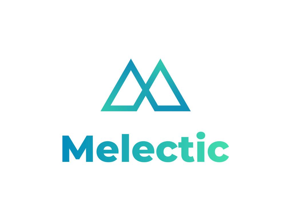 Melectic Logo Design