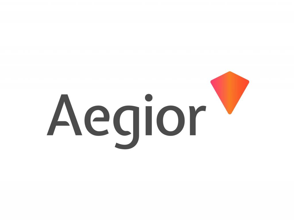 Aegior Logo Design