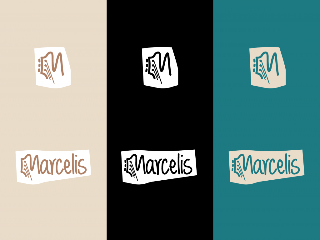 Marcelis Logo Exploration